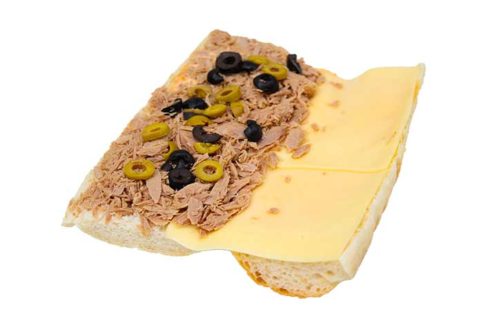 Tonijn Broodje